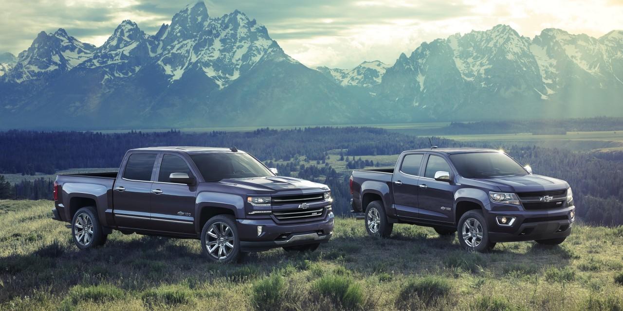 ?és a Chevrolet Centennial Edition két típusa
