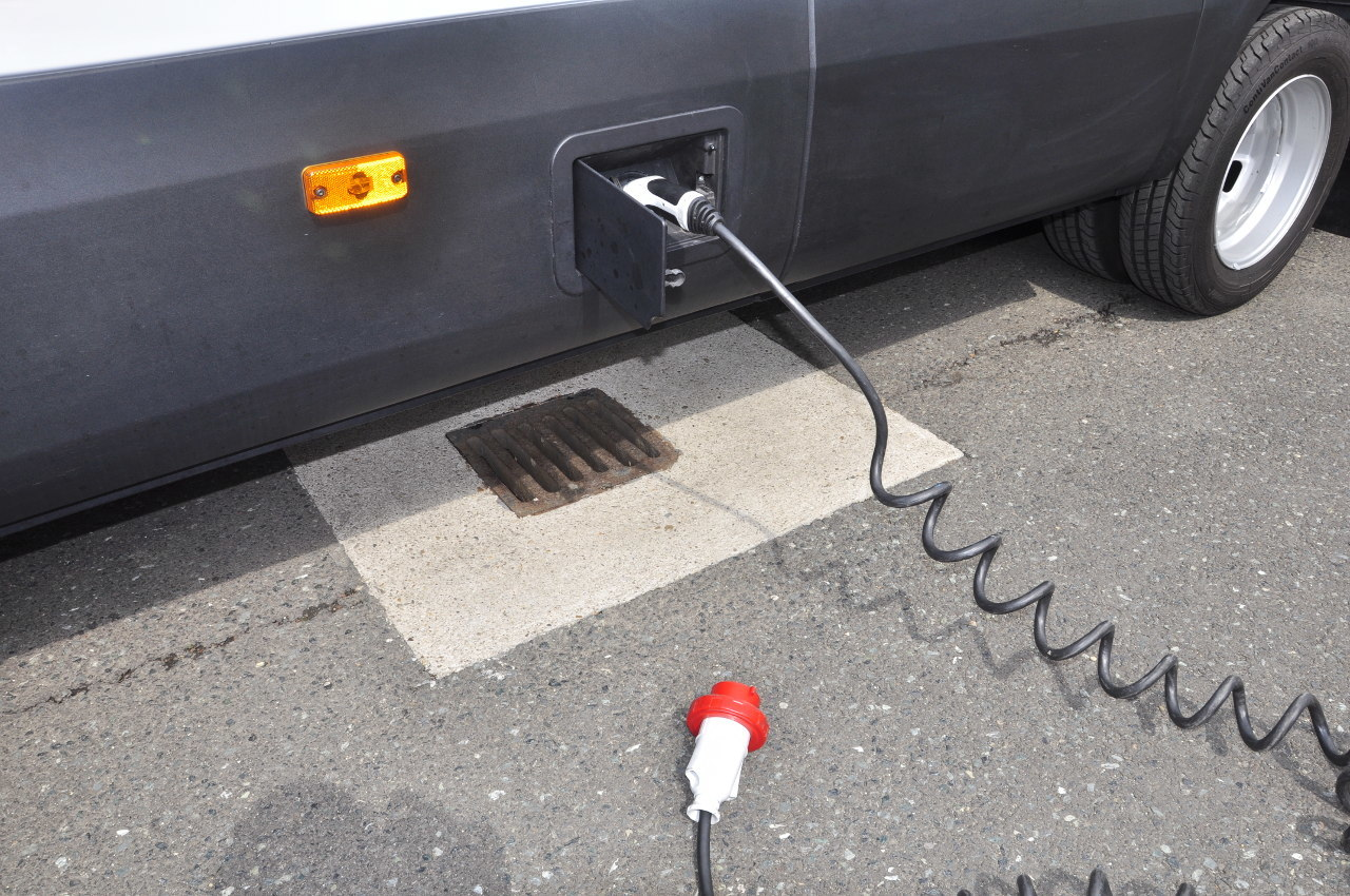 Háromféle töltőkábel szerepel a Daily Electric kínálatában, háztartási, nyilvános vagy telephelyi töltéshez