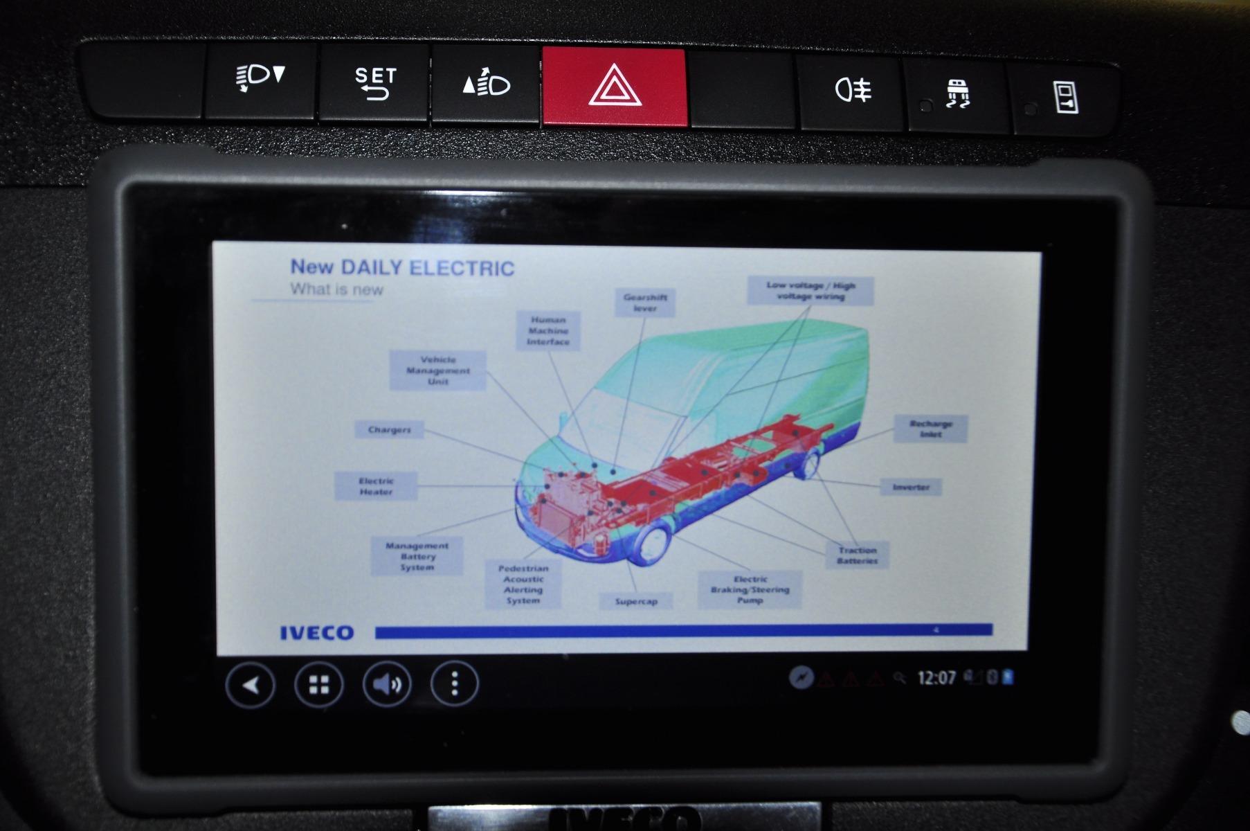A gépkocsivezető nagyon részletes ismertetőt olvashat a járműről a digitális kezelési útmutató menüpontja alatt