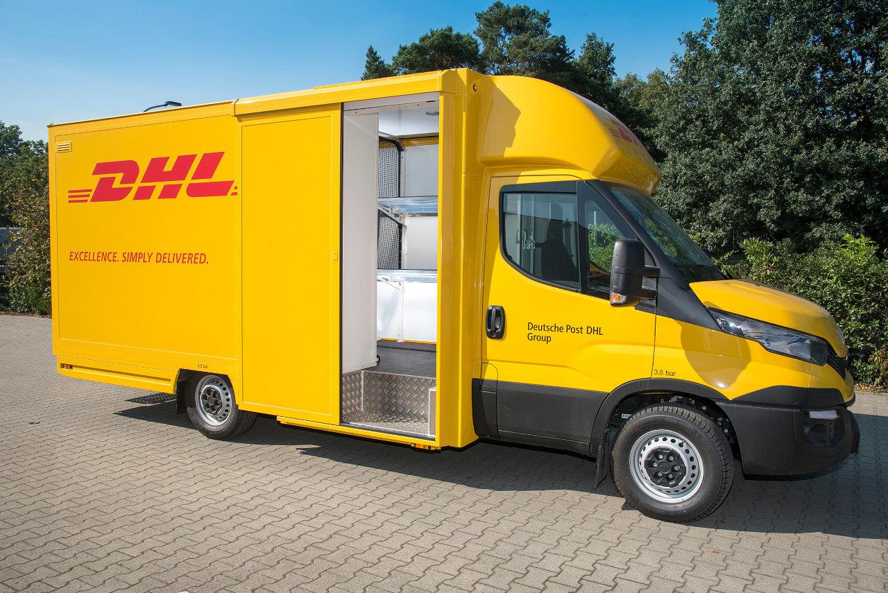 Az új Krone CEP Shuttle dobozos felépítményt kifejezetten csomagkézbesítő kishaszonjárművekhez kínálja a gyártó