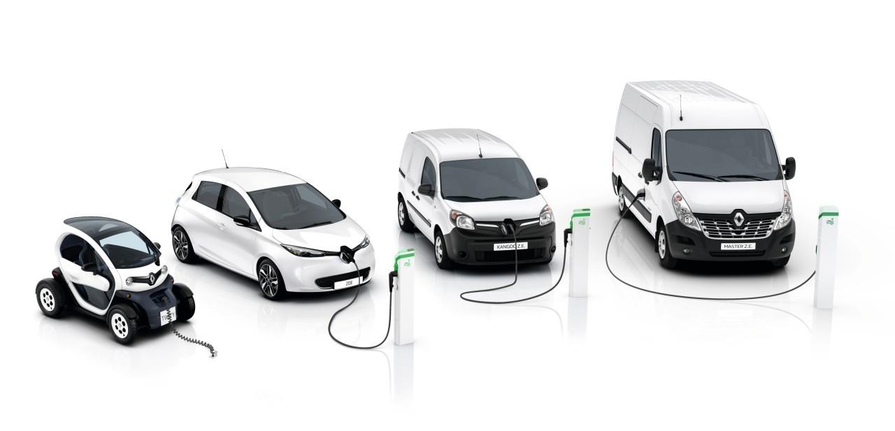 A Renault Európa vezető villanyautó-márkája. Majdnem minden negyedik Európában eladott elektromos gépkocsi Renault