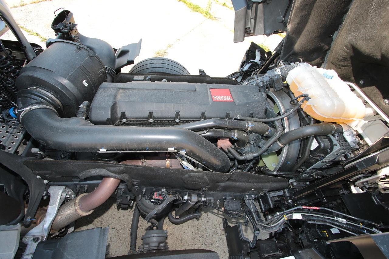 Az egyszerűség, illetve a megbízhatóság kedvéért a motor fix geometriájú turbófeltöltőt és hűtés nélküli kipufogógáz-visszavezetést alkalmaz, így is megfelel az Euro VIc normának. A Fuel Eco csomag része a leválasztható levegősűrítő, az igényvezérelt kormányrásegítő-szivattyú és az automatikus motorleállítás