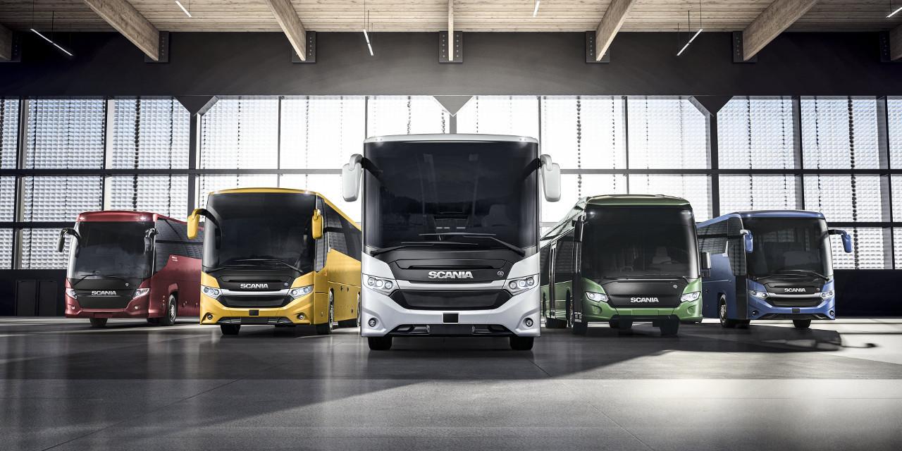 Alternatív Scania buszok