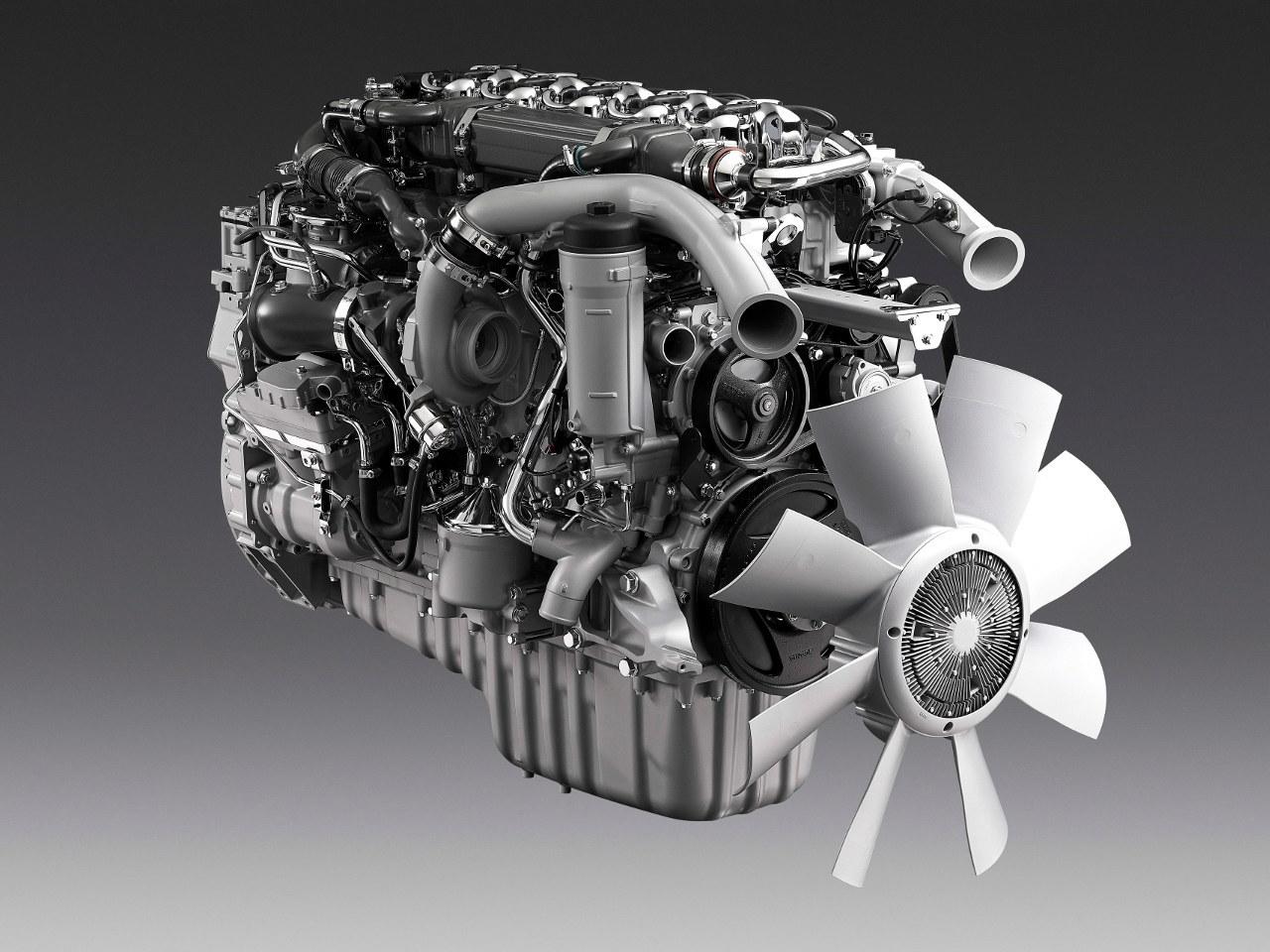 Elsősorban kommunális üzemeknél érvényesülnek a kilencliteres gázüzemű motor előnyei