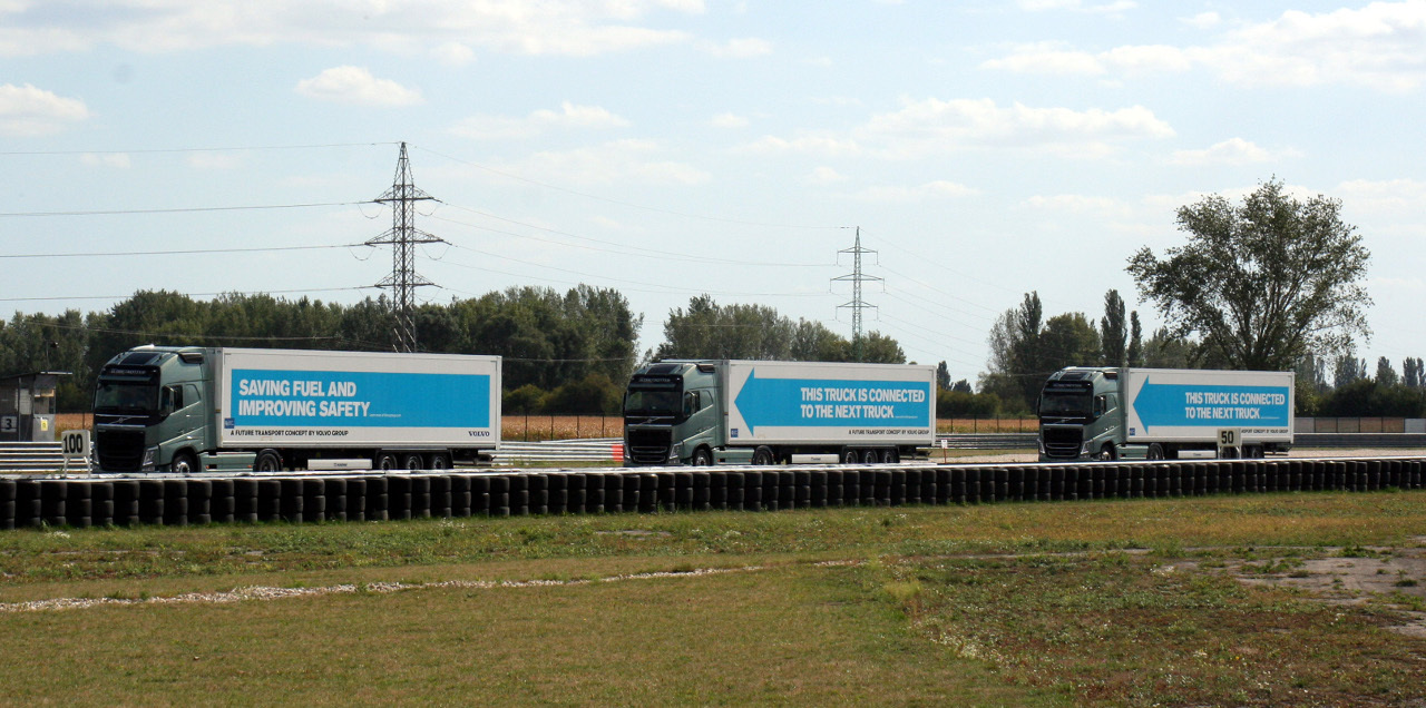 Jövőkép Volvo Trucks módra
