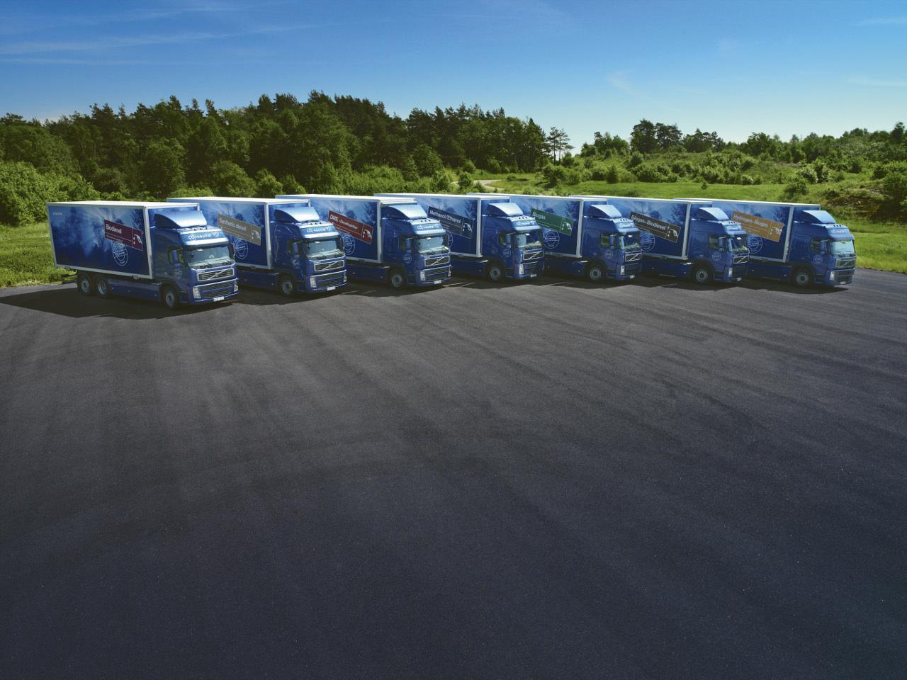 A Volvo Trucks 2007-ben több alternatív hajtású járművet készített. Akkor nyitott kérdés volt, hogy melyik lesz a befutó. Ez igazán mára sem dőlt el, de van, ami végleg kiesett a versenyből