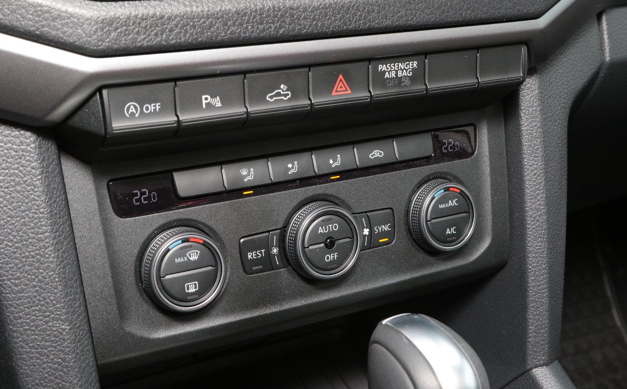 Kétzónás, automatikus légkondicionáló maradékhő-hasznosítással
