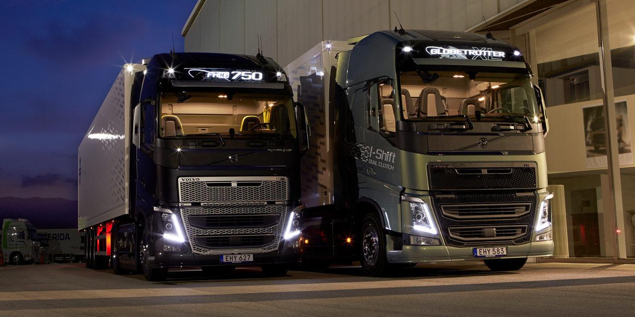 Volvo FH16 750 Euro 6 és I-Shift Dual Clutch menetpróba